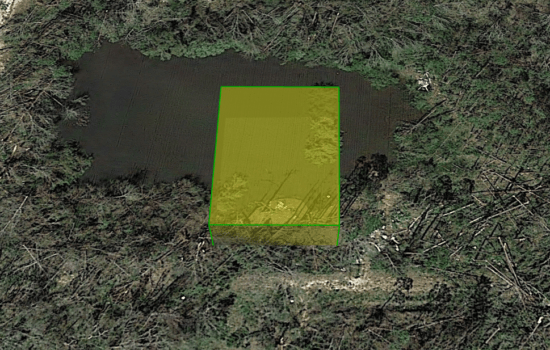 0.31 Acres of Residential Land For A New Home, RV, Camping or Recreational Use in Fountain, Bay County, FL.  Bay-VM5AG9ID
